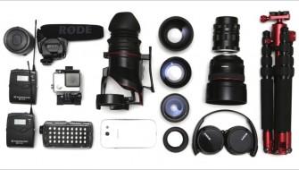 スマホをプロ仕様のカメラに変える「IndieVice」