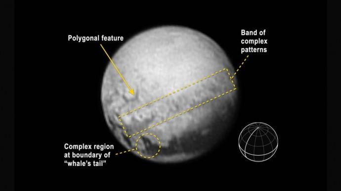NASAが報じた冥王星の真の姿