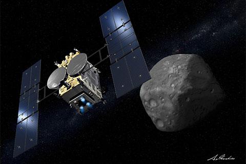 JAXAが大募集!「はやぶさ2」が目指す小惑星の名称