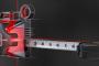 メジャーで距離を測るときにレーザーがあると便利だ