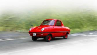日産のこども自動車「ダットサン・ベビイ」が半世紀ぶりに復活001