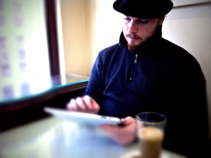 店員はたった1人!? iPadでコントロールされた「スマート飲食店」