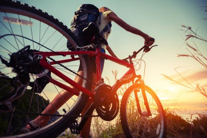 """世界一""""盗まれない""""自転車は、フレームがロックに変身!"""