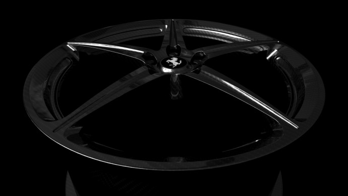 自動車の車輪をカーボンファイバーでつくる新技術