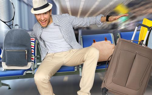 ロストバゲージ対策に!旅行バッグに着けたいスマートなタグ「Tagonce」