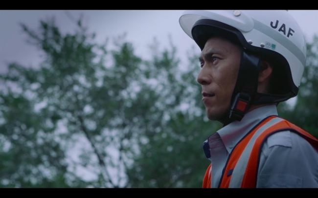 知ってほしい、普段語られることのないJAF隊員たちの思いを込めた動画「HERO OF ROAD」