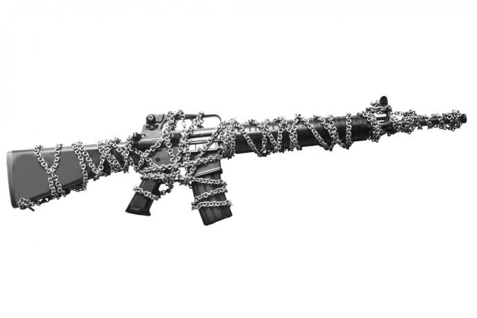 アサルトライフル 銃規制