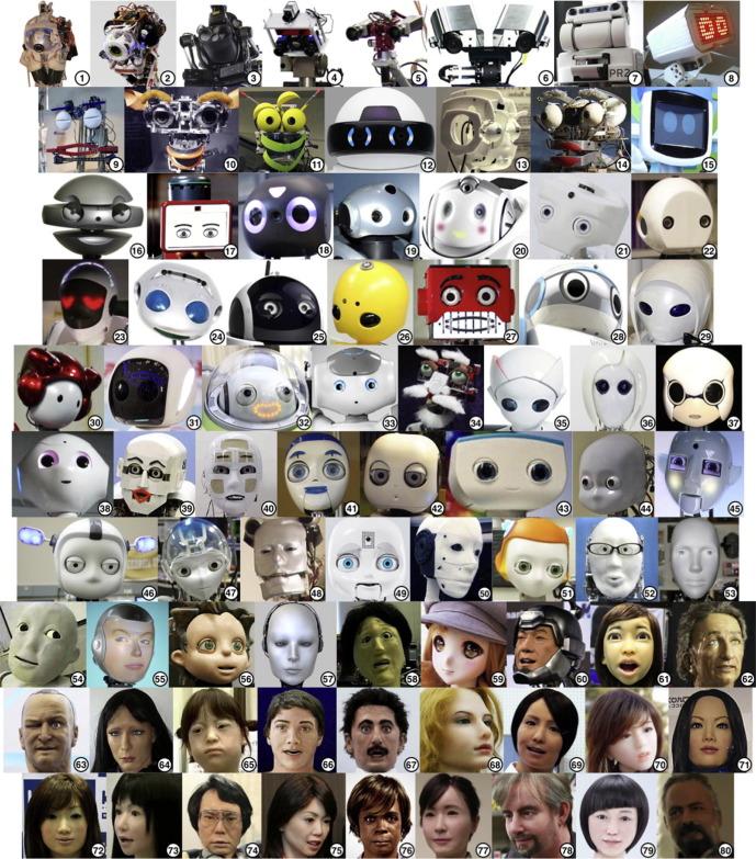 ロボットのサンプル