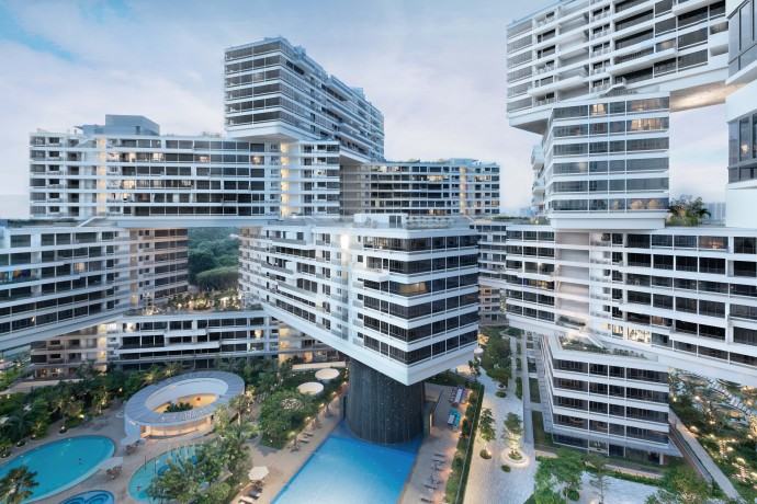 The Interlace by OMA Ole Scheeren_01_photo Iwan Baan