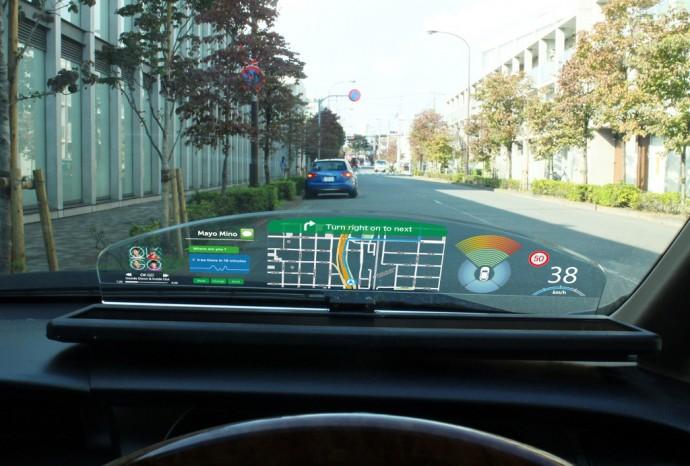 Pyrenee Drive Screen01