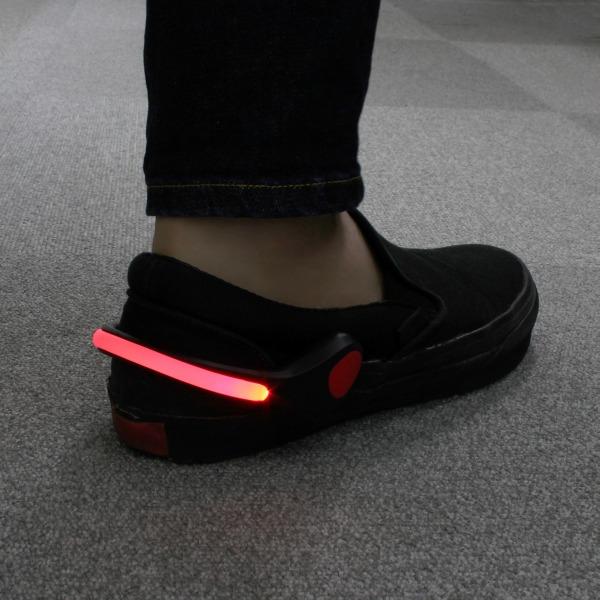 上海問屋 シューズ用LEDセーフライト2