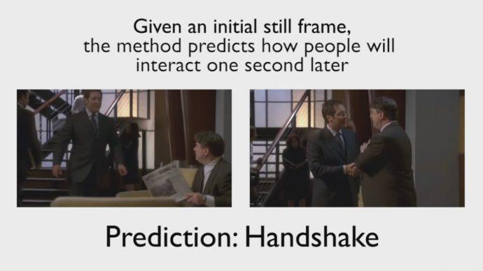 AIが人間の行動を予測