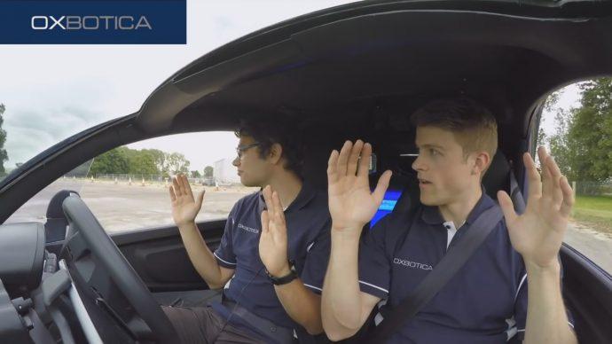 Seleniumが運転を学習