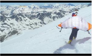 skiwing