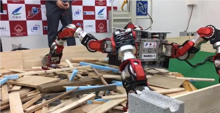 ロボット開発者インタビュー前編/早稲田大学のヒューマノイド研究所所長の高西淳夫教授