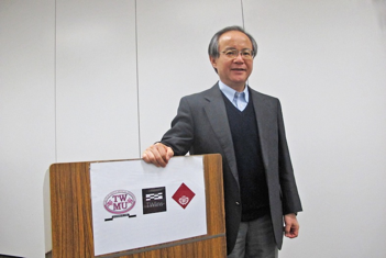 ロボット開発者インタビュー後編/早稲田大学のヒューマノイド研究所所長の高西淳夫教授