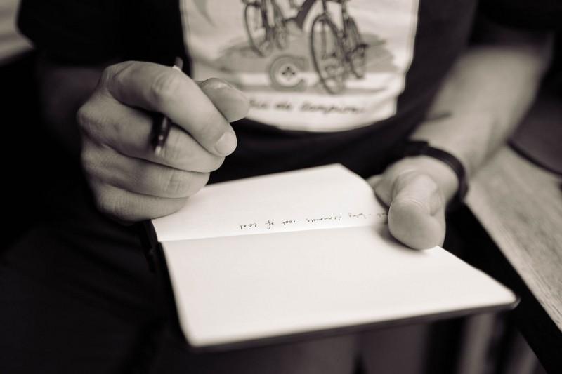 pen-paper-hands-finger-man